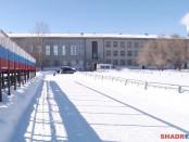 Шадринск школьница школы №15