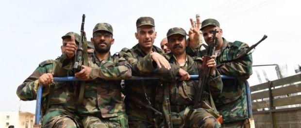 Россия заняла Тель-Рифаат, остановив наступление Турции