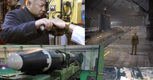 Пентагон нашел в Сирии огромную подземную военную базу КНДР