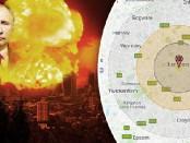 Ядерный удар по Лондону