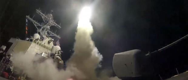 Трамп хочет ответит военными действиями на химатаку в Сирии