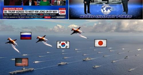 Война межу США и КНДР может начаться в любой момент