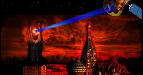 Русские разработали лазерного убийцу спутников