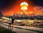 Россия Запад ядерная война