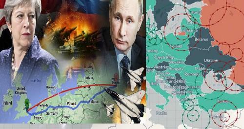 Прогноз эскалации военного конфликта между Лондоном и Кремлем