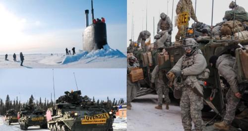 Учения на Аляске Пентагону не сулят ничего хорошего