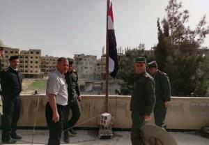 Сирия Восточный Гута