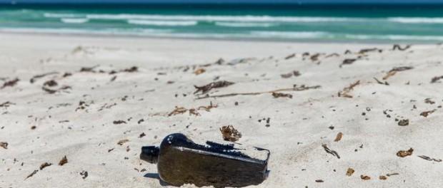 В бутылке обнаружено самое старое в мире сообщение