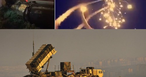 США нанесли ракетный удар по Эр-Рияду
