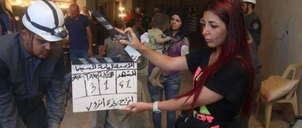 Студия которая делает постановочные фото химатак в Сирии