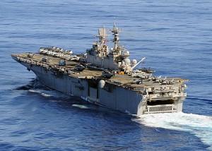 USS Iwo Jima (LHD-7) американские корабли в Сирии