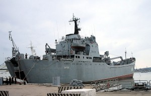Сторожевой корабль Орск
