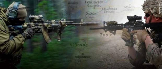 Россия и США чуть не вступили в бой на берегу Евфрата