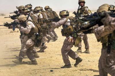 Катар должен заплатить дань США, чтобы те остались в Сирии