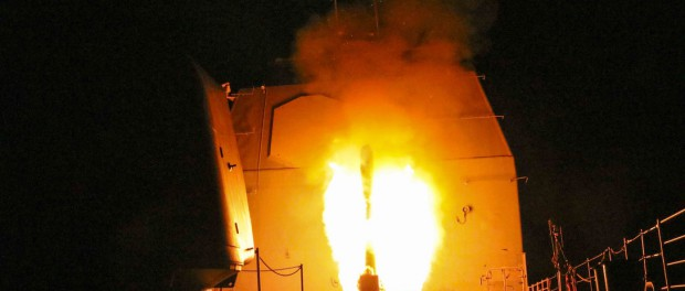 Спекуляции США на авиаударе по Сирии