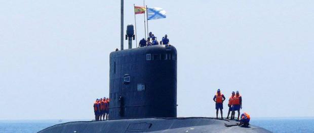 Русские АПЛ загнали в угол британскую подлодку