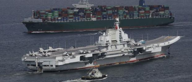 Военные разборки между Китаем и США достигли своего предела