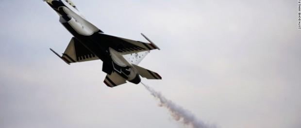 3 военных самолета США разбились за 2 дня
