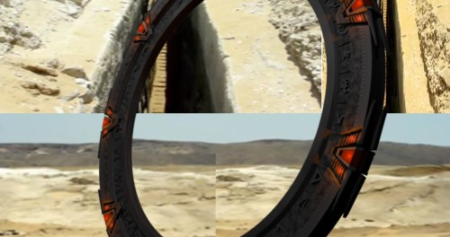 В Египте найдены Звездные Врата