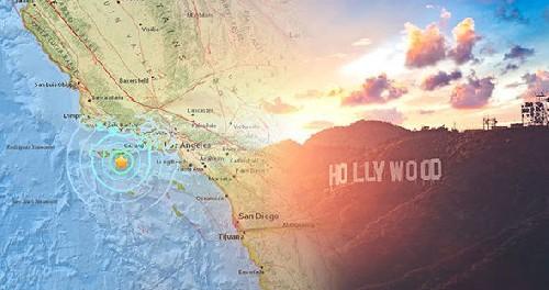 Калифорния потрясена жуткими землетрясениями