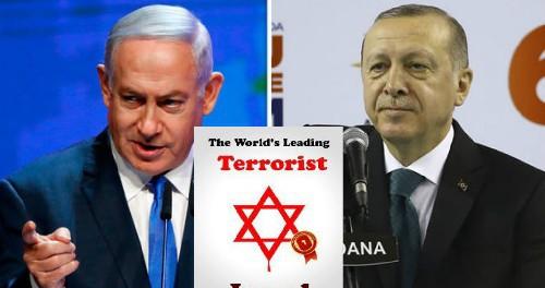 Эрдоган назвал Израиль — террористом №1