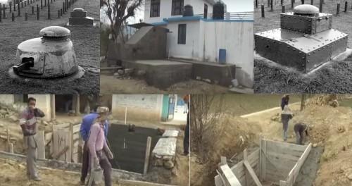 Индия построит 14 000 бункеров на границе с Пакистаном