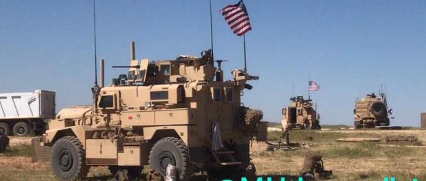 Количество войск США, Англии, Франции в Сирии становится все больше