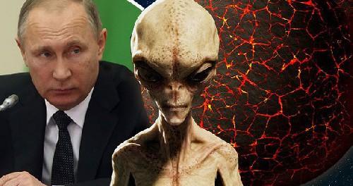 Пришельцы с Нибиру уже на Земле и русские это знают