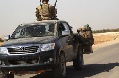 Слухи о 16 погибших американских солдат в Сирии
