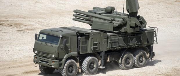 Новая модернизация Панцирь С1 с учетом опыта в Сирии