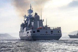 Русские корабли в Сирии