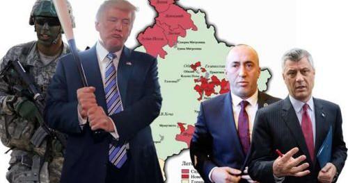 Сербия хочет большой войны с Косово
