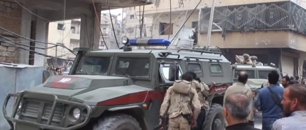 Военные не нашли следов химического оружия в Думе