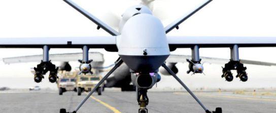 Россия сбивает американские беспилотники в Сирии