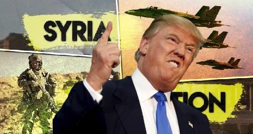 Трамп: теперь русские в течении 48 часов поймут что значит жестокость