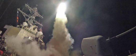 Израиль призывает Трампа нанести удар по Сирии уже этой ночью