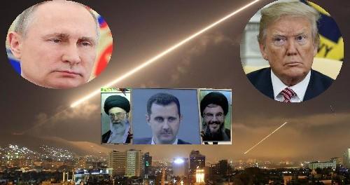 Разборки в Сирии между Россией и США вышли на новый уровень
