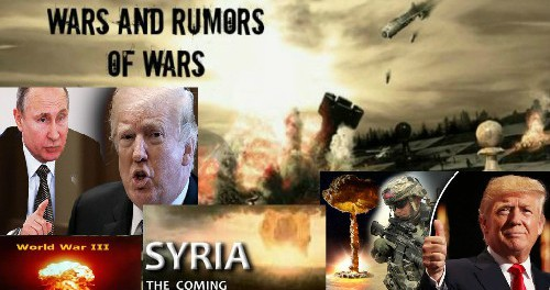 США готовят многонациональный военный удар по Сирии