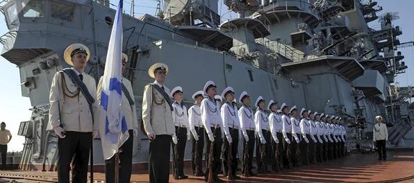 Россия берет под контроль Суецский канал