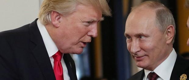 Атака на Сирию приведет Трампа к импичменту