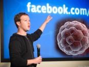 Фейсбук, социальные сети, рак