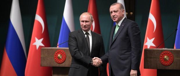 Эрдоган передал жуткое послание Путина Трампу