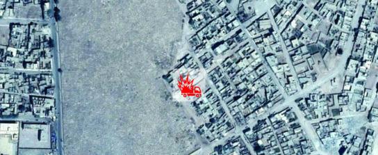 Подробности убийства двух солдат США в Сирии