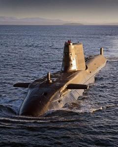 подводные лодки типа Эстьют