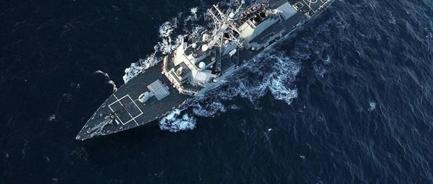 Авианосцы демократии наполнили Средиземное море возле берегов Сирии