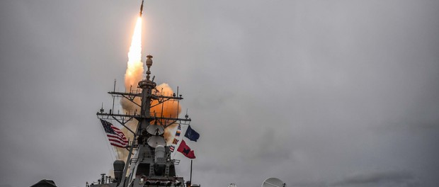 71 ракета была сбита не ПВО Сирии: тогда кем