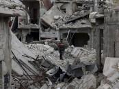 Химическая атака в Думе