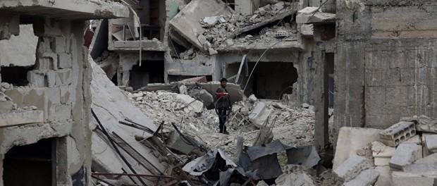 Химическая атака в Думе оказалась ложью
