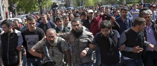 Армения — новая страна нестабильности на Кавказе