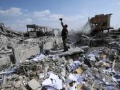 Сирия ракетный удар